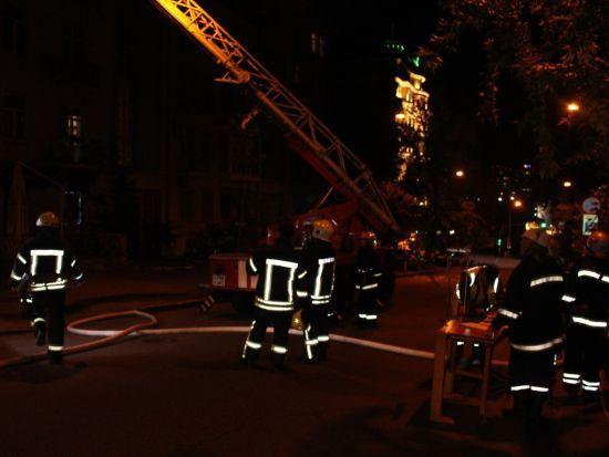 Стали відомі подробиці смертельної пожежі у житловому будинку в самому центрі Києва