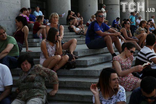 Іспанію накрила неймовірна 39-градусна спека