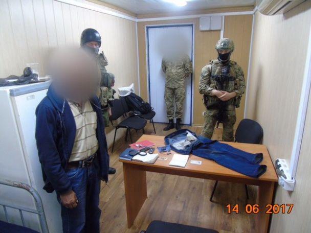 На Одещині викрили агента РФ, який вербував українських правоохоронців