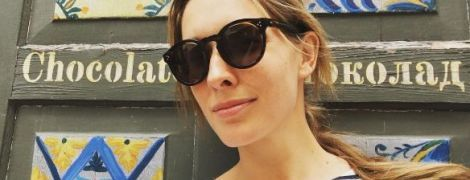 У бассейна и в компании любимого мужа: Катя Осадчая показала снимки с уикенда во Львове