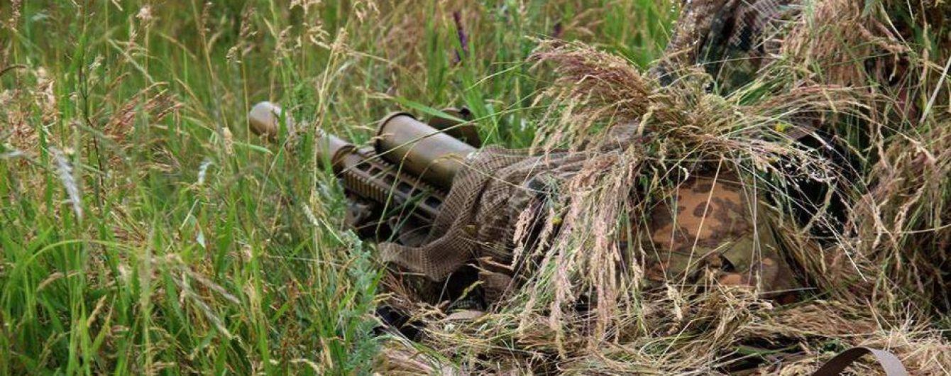 На Донбасі зросла кількість обстрілів, один український військовий загинув