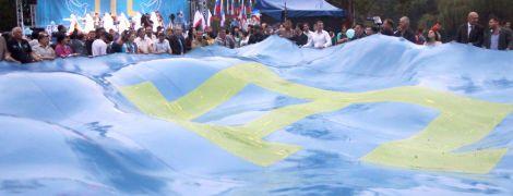 День кримськотатарського прапора: як святкуватимуть у Києві та окупованому Сімферополі