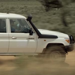 В Австралии Toyota Land Cruiser получит систему экстренной связи