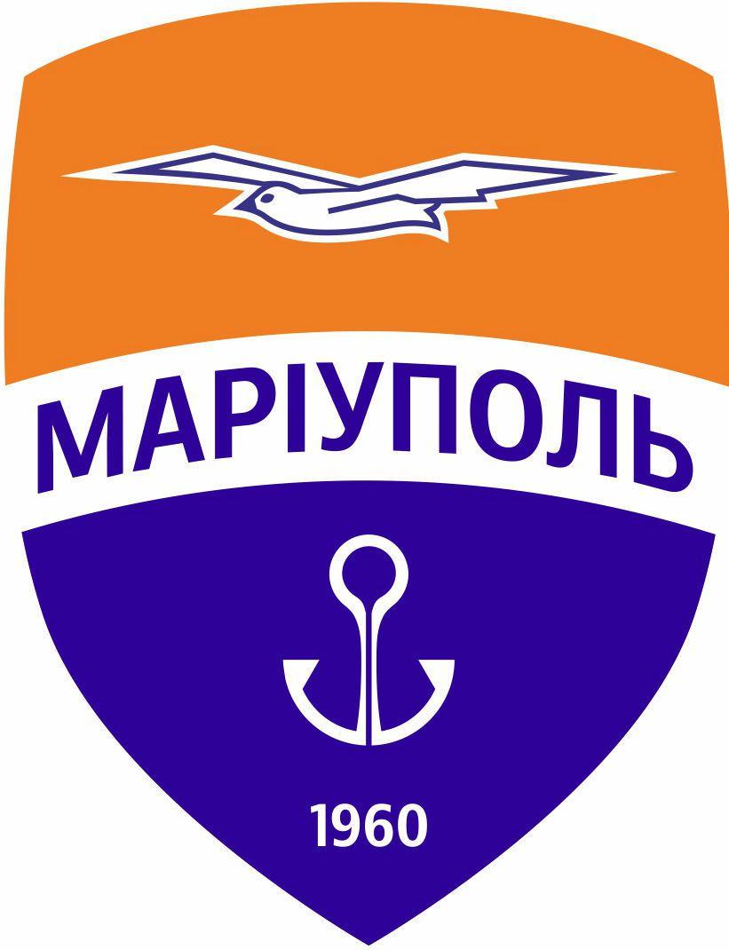 Эмблема ФК «Маріуполь»