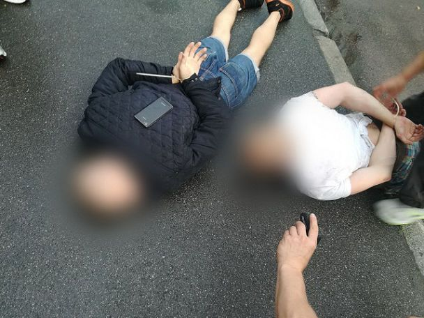 СпецслужбиРФ готували напад із вибухівкою накиївський офіс «Батьківщини»— СБУ