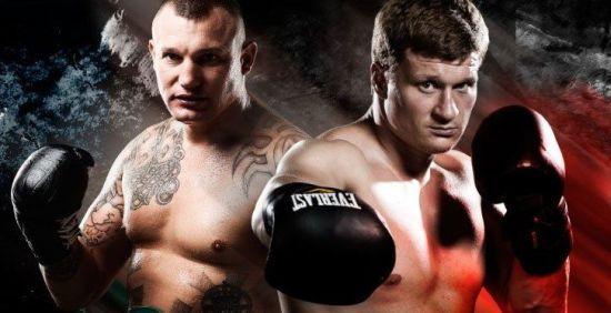 Українець Руденко битиметься з Повєткіним за два чемпіонські титули