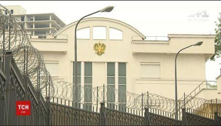 Консульство РФ в Одесі не реагує на затримання кремлівського агента