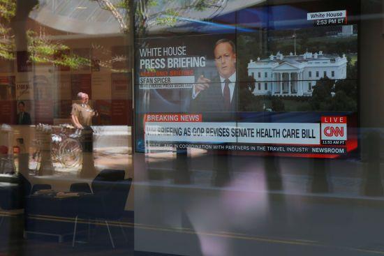Телеканал CNN вводить суворі обмеження щодо публікацій про Росію