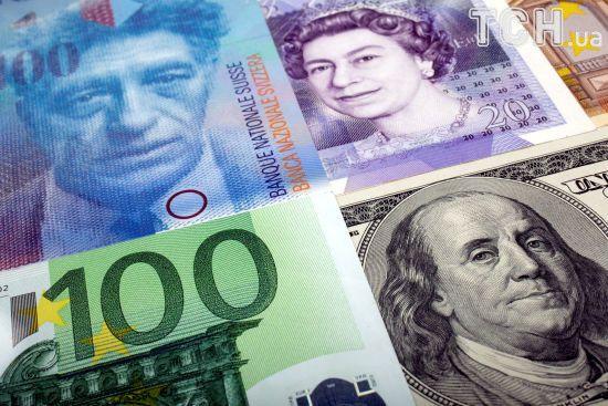 Долар і євро здорожчають у курсах валют від НБУ на 26 липня