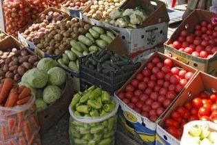 В Украине рекордно подорожали молодые овощи