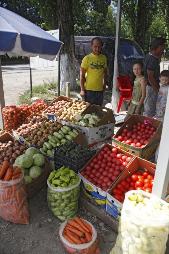 В Україні рекордно здорожчали молоді овочі