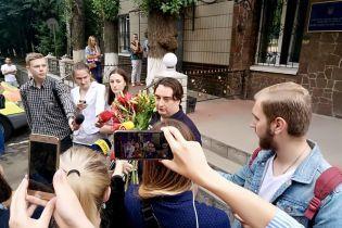 Гужву выпустили из Лукьяновского СИЗО