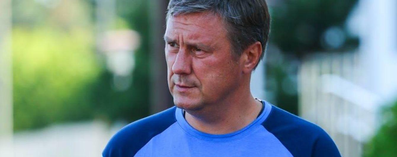 """Хацкевич визначився, кого позбудеться в """"Динамо"""""""