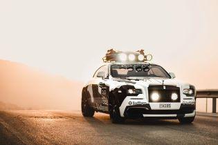 Шведский лыжник показал эксклюзивный Rolls-Royce Wraith
