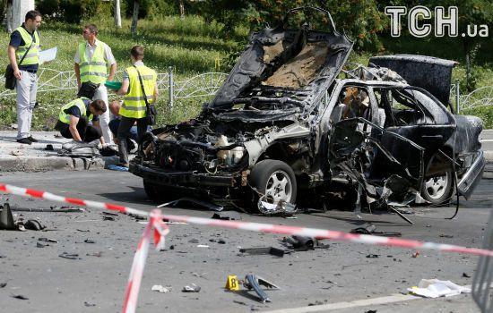 Убитий в Києві полковник ГУР керував охороною Вороненкова - ЗМІ