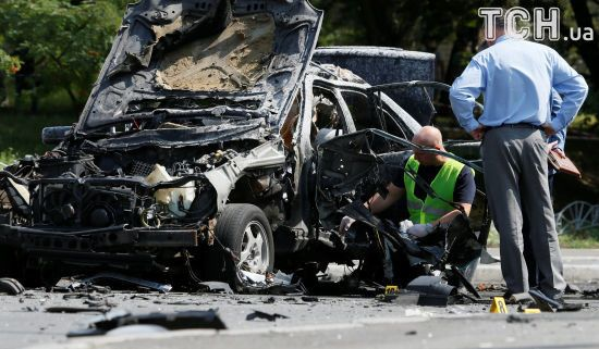 Екс-керівники розвідки розкритикували силовиків після вбивства полковника Шаповала