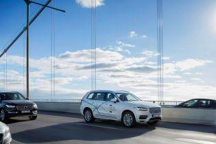 Volvo и Nvidia объединились для создания автономных автомобильных систем
