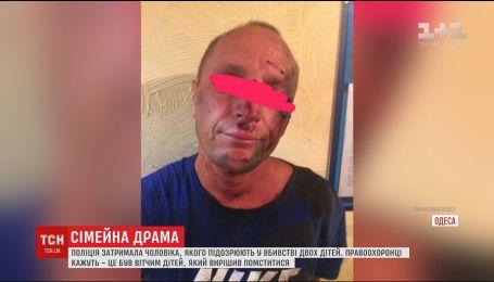 В Одесі вітчим задушив двох дітей, аби помститися їхній мамі