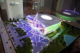 У Києві з'явиться стадіон-трансформер за 270 мільйонів гривень