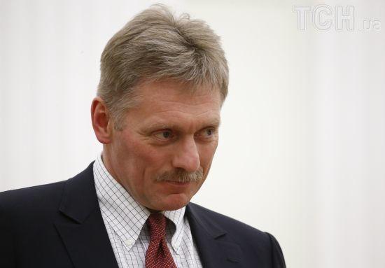 У Кремлі відреагували на заяву Генштабу ЗСУ щодо нарощення військової присутності РФ на кордоні з Україною