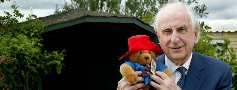 У Британії помер творець славнозвісного ведмедя Паддінгтона