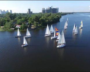 """Кубок """"Большого Днепра"""": 15 яхт попытаются за три недели добраться Одессы"""