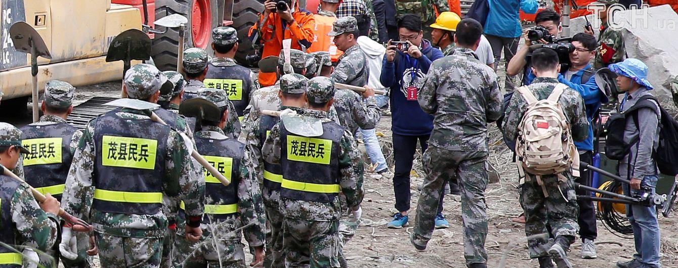 Во время масштабного пожара в жилом доме в Китае погибли 22 человека