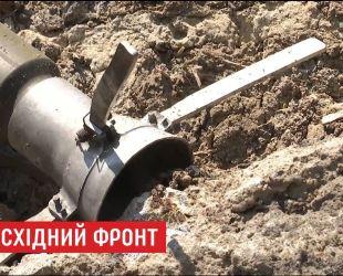 Ворог не припиняє вогонь по українських позиціях