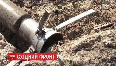 Враг не прекращает огонь по украинским позициям