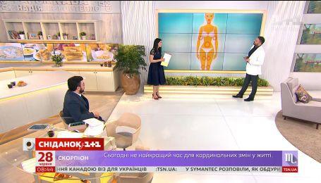 Хірург Ростислав Валіхновський дав поради тим, хто збираєтсья схуднути