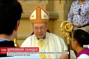 Священнослужителя Ватикану запідозрили у розбещенні дітей