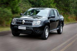 Renault выпустил упрощенную версию пикапа Duster Oroch