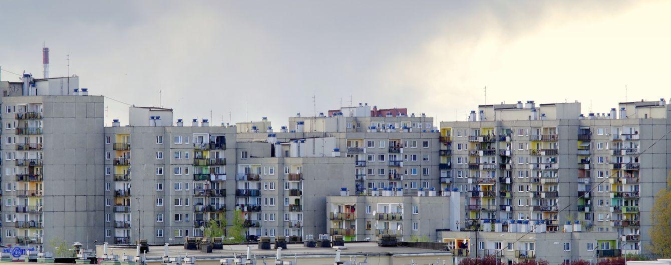 В Киеве жители одного из микрорайонов перекрыли дорогу