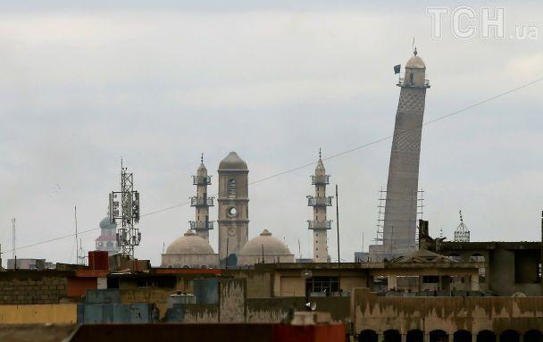 """Іракська армія відбила мечеть ан-Нурі у Мосулі, у якій ісламісти проголосили """"халіфат"""""""