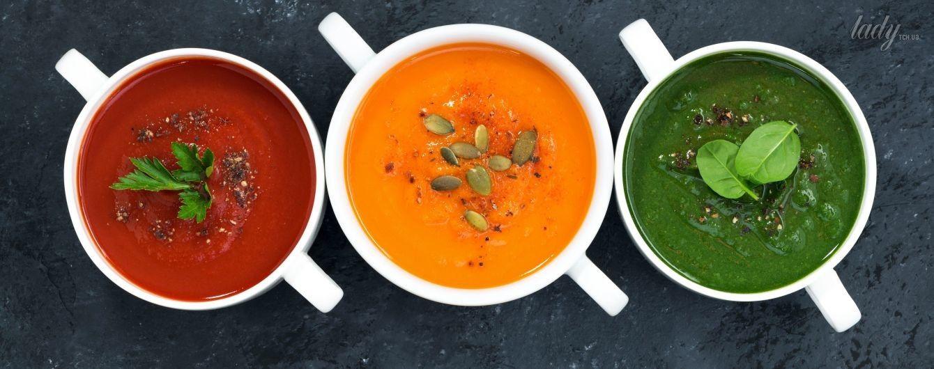 оригинальные рецепты супов