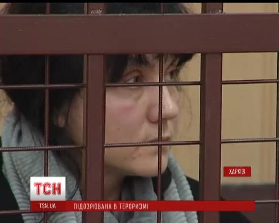 """Співробітницю """"міністерства державної безпеки ДНР"""" засудили до 11 років тюрми"""
