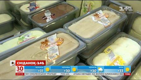Украинское мороженое прошло проверку на качество