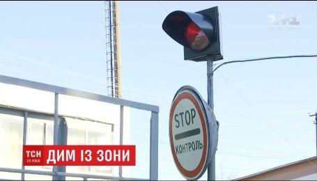 Рятувальники розповіли про масштабну пожежу поблизу Чорнобиля