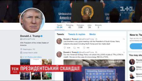В США разгорелся скандал из-за поста Трампа в Twitter