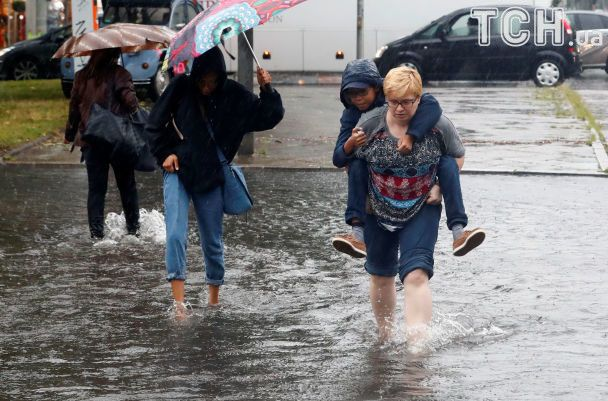 Германию затопило ливнями: вБерлине объявлено чрезвычайное положение