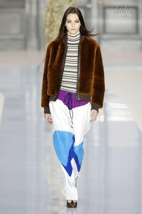 В стиле 70-х: коллекция Chloe прет-а-порте сезона осень-зима 2017-2018