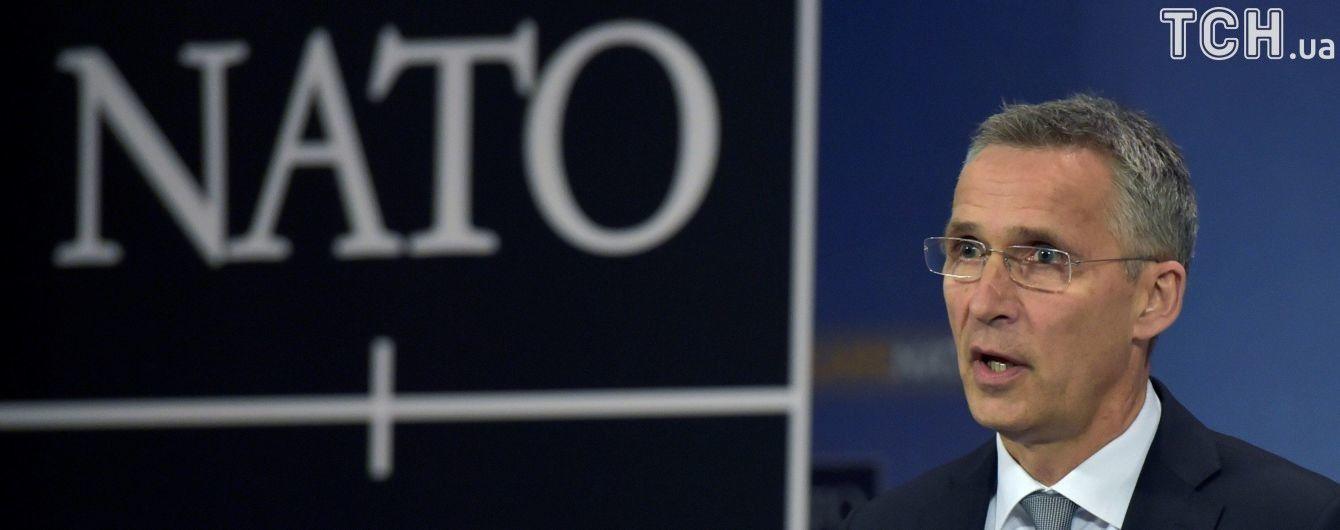 Генсек НАТО осудил запуск ракеты КНДР