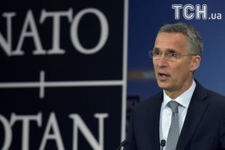Двері НАТО відкриті для України та Грузії – Столтенберг
