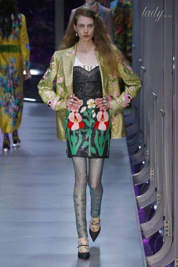 Коллекция Gucci прет-а-порте сезона осень-зима 2017-2018_11