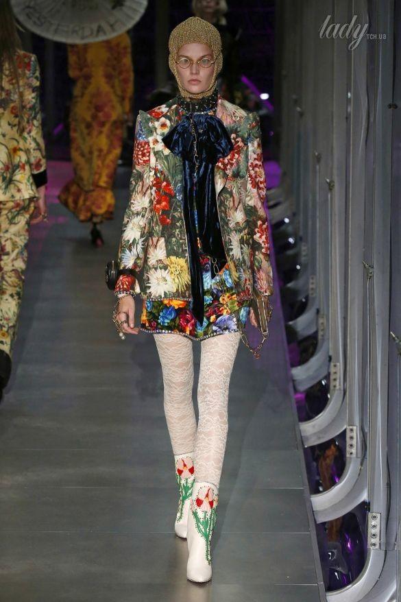 Коллекция Gucci прет-а-порте сезона осень-зима 2017-2018_7