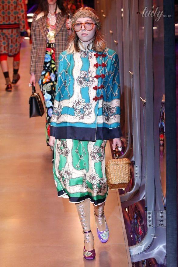 Коллекция Gucci прет-а-порте сезона осень-зима 2017-2018_24