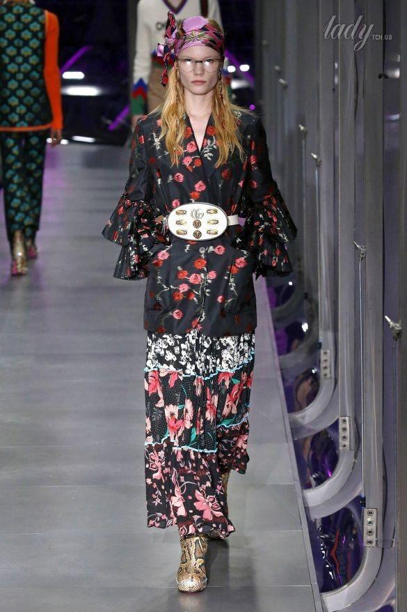 Коллекция Gucci прет-а-порте сезона осень-зима 2017-2018_30