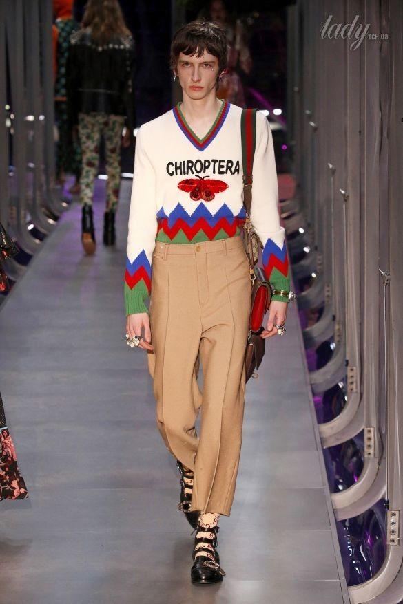 Коллекция Gucci прет-а-порте сезона осень-зима 2017-2018_31