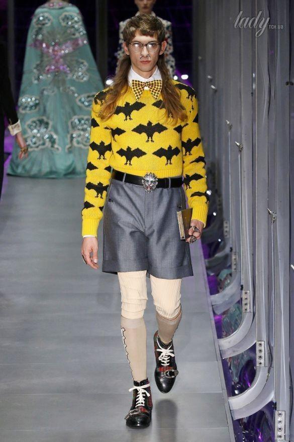Коллекция Gucci прет-а-порте сезона осень-зима 2017-2018_51