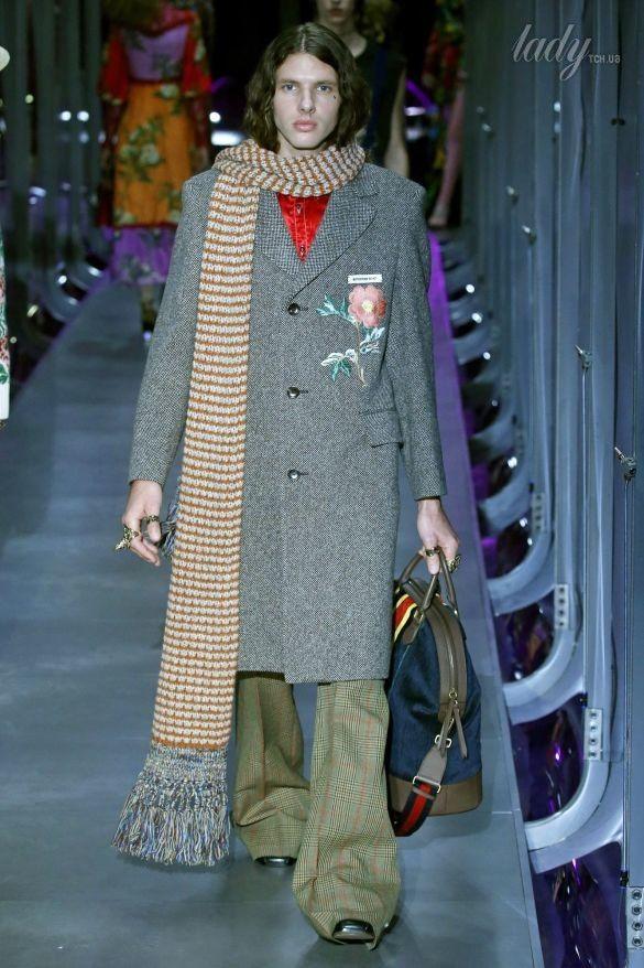 Коллекция Gucci прет-а-порте сезона осень-зима 2017-2018_4